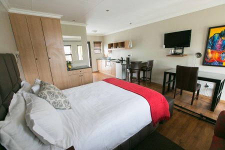 Perfek Stay Guest House Bedroom